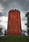 Středověká věž — Stock fotografie