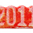 New year symbol — Stock Photo #4666481