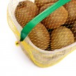 Kiwi basket — Stock Photo