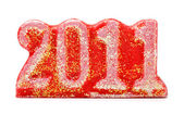 New year symbol — Stock Photo