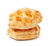 Two sweet pies — Stock Photo