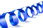 Blue Ribbon Serpentine — Stock Photo