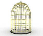 The cage — Stock Photo