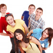 Group of happy young — Stock Photo #5188546