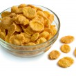 Corn flakes — Foto Stock