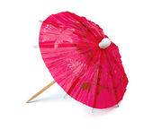Cocktail umbrella — Stock Photo