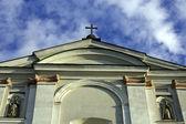 罗马天主教教会的圣徒彼得和保罗在乌克兰 — 图库照片
