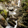 Bash Bish falls in Berkshires — Stock Photo #3945764