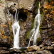 Bash Bish falls in Berkshires — Stock Photo #3945767