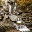 Bash Bish falls in Berkshires — Stock Photo #3945768