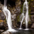 Bash Bish falls in Berkshires - Foto Stock