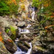 Bash Bish falls in Berkshires — Stock Photo #3979225