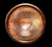 Isolated headlamp — Stock Photo
