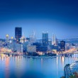 HDR image of Pittsburgh — Stock Photo #4124426