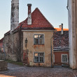 Old house in Toompea — Stock Photo