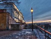 Cidade velha de tallinn — Fotografia Stock