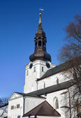 Bronze spire on Dome church — Stock Photo