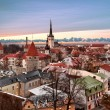Royalty-Free Stock Photo: Old town of Tallinn