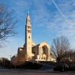Basilica of the National Shrine of the Immaculate Conception — Stockfoto