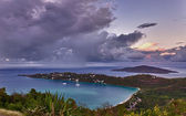 Magens Bay on St Thomas USVI — Stock Photo