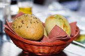 Taze çörek — Stok fotoğraf
