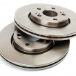 Brake disk for the car — Stock Photo #5308440
