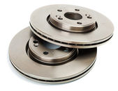 Brake disk for the car — Stock Photo