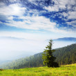 Mountains landscape - Stockfoto