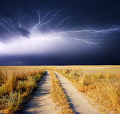 Lightning — Stock Photo