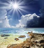 Seaside — Stock Photo