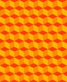 Pattern illusion — Stock Vector