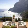 Stock Photo: Capri landscape