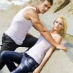 Sexy couple passion — Stock Photo #4751867