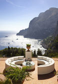 Capri landscape — Stock Photo