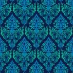 Seamless ornamental luxury pattern vector background — Stock Vector