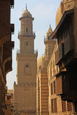 Architecture of Old Cairo — Stock Photo