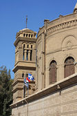 The Saint George church. Cairo. — Стоковое фото