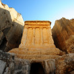 The Tomb Of Zechariah — Stock Photo #4355541