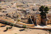 Kidron Valley — Stock Photo