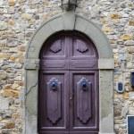 Italian Door — Stock Photo #4673813