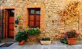 Window and Door — Stock Photo