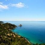 Italian Seascape — Stock Photo