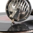 Gramophone stylus — Stock Photo #4441429