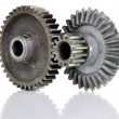 Stock Photo: Gears.