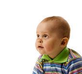 Zamyšlený boy — Stock fotografie