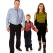 Happy Family — Stock Photo #5304732
