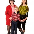 Happy Family — Stock Photo #5304749