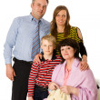 happy family — Stock Photo #5304762