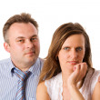 Middle aged couple — Stock Photo #5306742