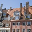Roofs of Riga - Stock Photo
